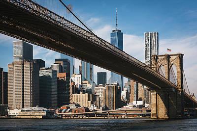 Photograph - Under The Bridge by Jose Vazquez