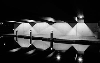 Photograph - Under The Bridge by Steve ODonnell