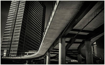 Photograph - Under The Bridge by Stewart Marsden