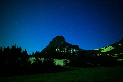Photograph - Under The Calm Evening Stars by Jeff Swan