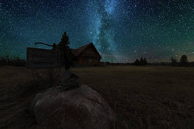Photograph - Under The Milky Way by Nebojsa Novakovic