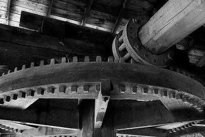 Photograph - Under The Mill by Mike Eingle