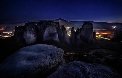 Photograph - Under The Million Stars by Jaroslaw Blaminsky