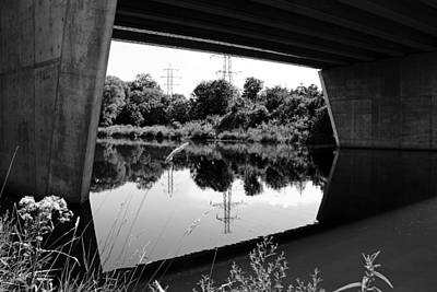 Photograph - Under The Overpass by Debbie Oppermann