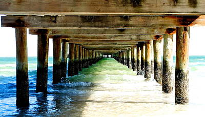 Photograph - Anna Maria Island Pier Excellence In Photography Award 2016 by Margie Amberge