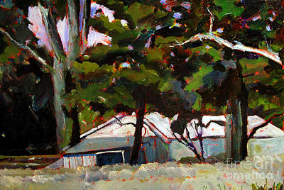 Under The Pines Original by Charlie Spear