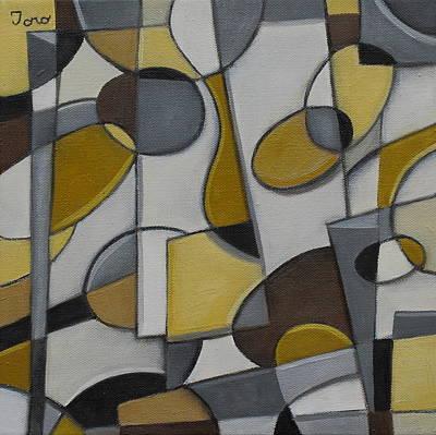 Painting - Under The Radar by Trish Toro