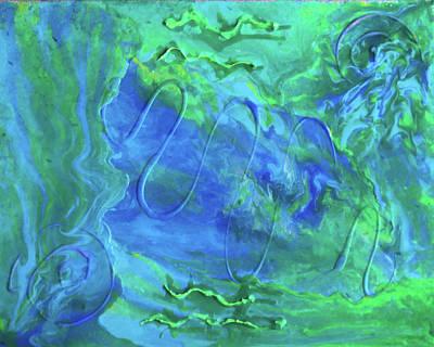 Painting - Under The Sea by Deborah Boyd