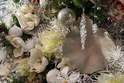 Photograph - Under The Sea Decorations by Liza Eckardt