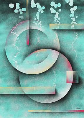 Painting - Under The Sea by Hakon Soreide