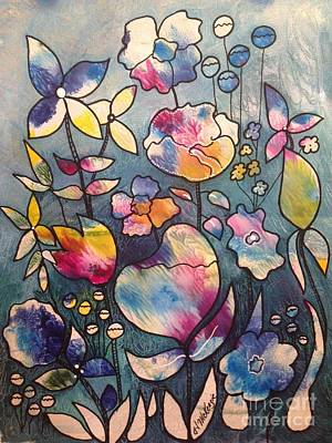 Painting - Under The Sea by Heather McKenzie