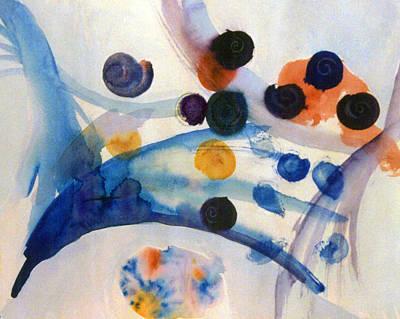 Painting - Under The Sea by Steve Karol