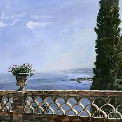 Sicily Painting - Under The Sicilian Sun by True Image