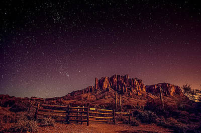 Photograph - Under The Stars Lr by Michael Damiani