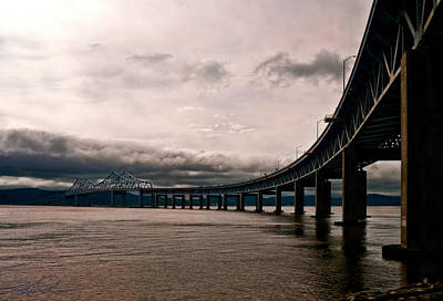 Under The Tappan Zee Art Print