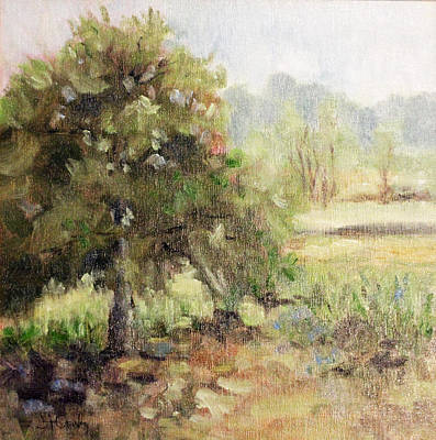 Under The Tree Original by Joe Overby