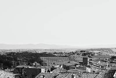 Photograph - Under The Tuscan Sun by Dan Gildor