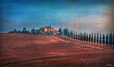 Photograph - Under Tuscan Sun by Hanny Heim