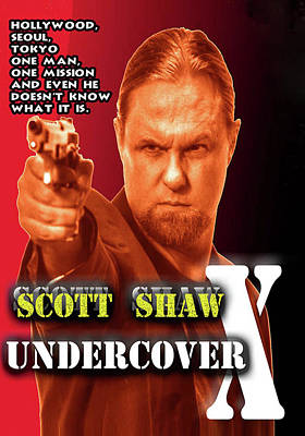 Photograph - Undercover X by The Scott Shaw Poster Gallery