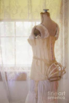 Photograph - Undergarments by Margie Hurwich