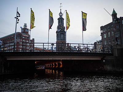 Photograph - Underground. Amsterdam by Jouko Lehto