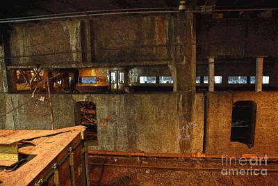 Photograph - Underground Railroad - Grand Central Terminal by Jacqueline M Lewis