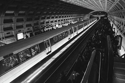 Photograph - Underground Railroad by Gregory Alan