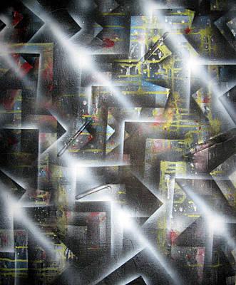 Undergrowth Art Print by Leigh Odom