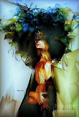 Digital Art - Underneath It All by Rafael Salazar
