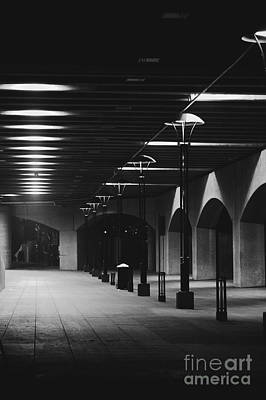 Streetlight Photograph - Underpass by Hideaki Sakurai