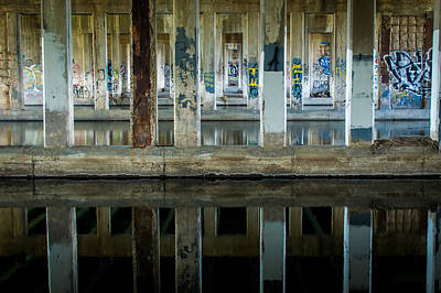 Photograph - Underpass by Stephen Holst