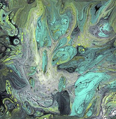 Painting - Undersea by Darice Machel McGuire