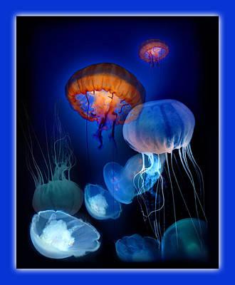 Undersea Dream Art Print by Linda Olsen