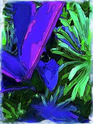 Digital Art - Understory by Gina Harrison