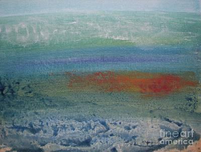 Painting - Underwater by Corinne Carroll