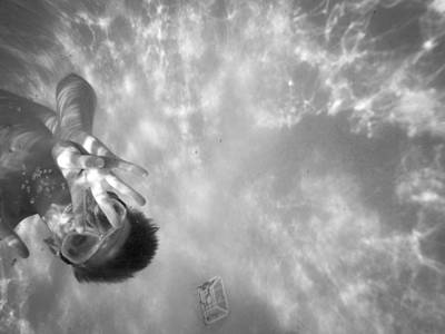 Photograph - Underwater Series - Countdown by Kelly Hazel