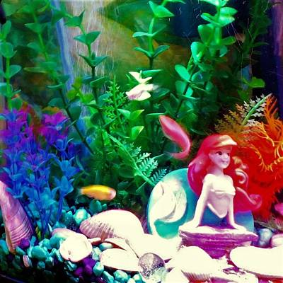 Photograph - Underwater Wonderland by Denise F Fulmer