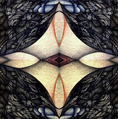 undesignated image XI twentyseven Art Print by Jack Dillhunt