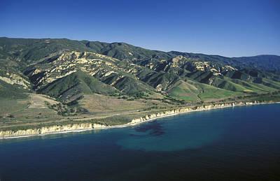 Gaviota Photograph - Undeveloped Southern California by Rich Reid