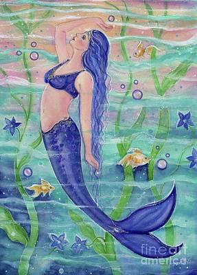 Undinia Mermaid Original