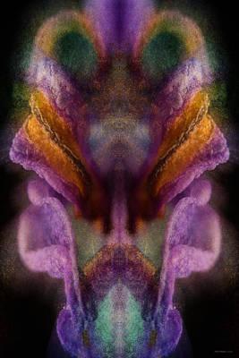 Uneasy Dreams Art Print