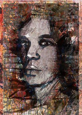 Digital Art - Unending Glory by Haruo Obana