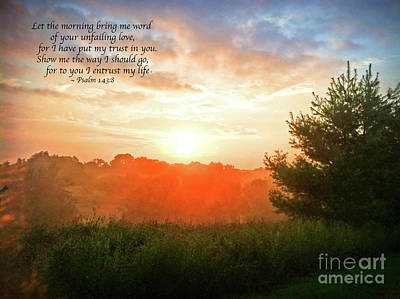 Photograph - Unfailing Love by Kerri Farley