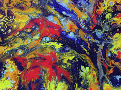 Painting - Unforgettable 30x40 by Jane Biven