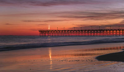 Topsail Island Photograph - Unforgettable  by Betsy Knapp