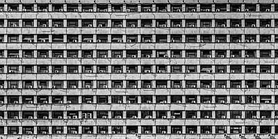 Photograph - Uniformity by Michael Niessen