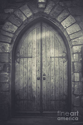 Photograph - Union Church Doors by Colleen Kammerer