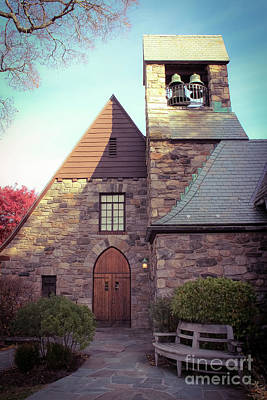 Union Church Of Pocantico Hills Print by Colleen Kammerer