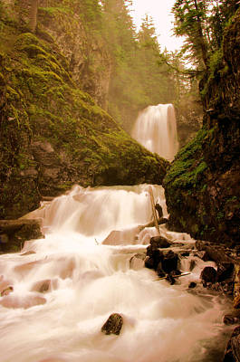 Union Creek Falls Art Print