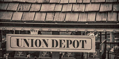 Photograph - Union Depot by Pamela Williams
